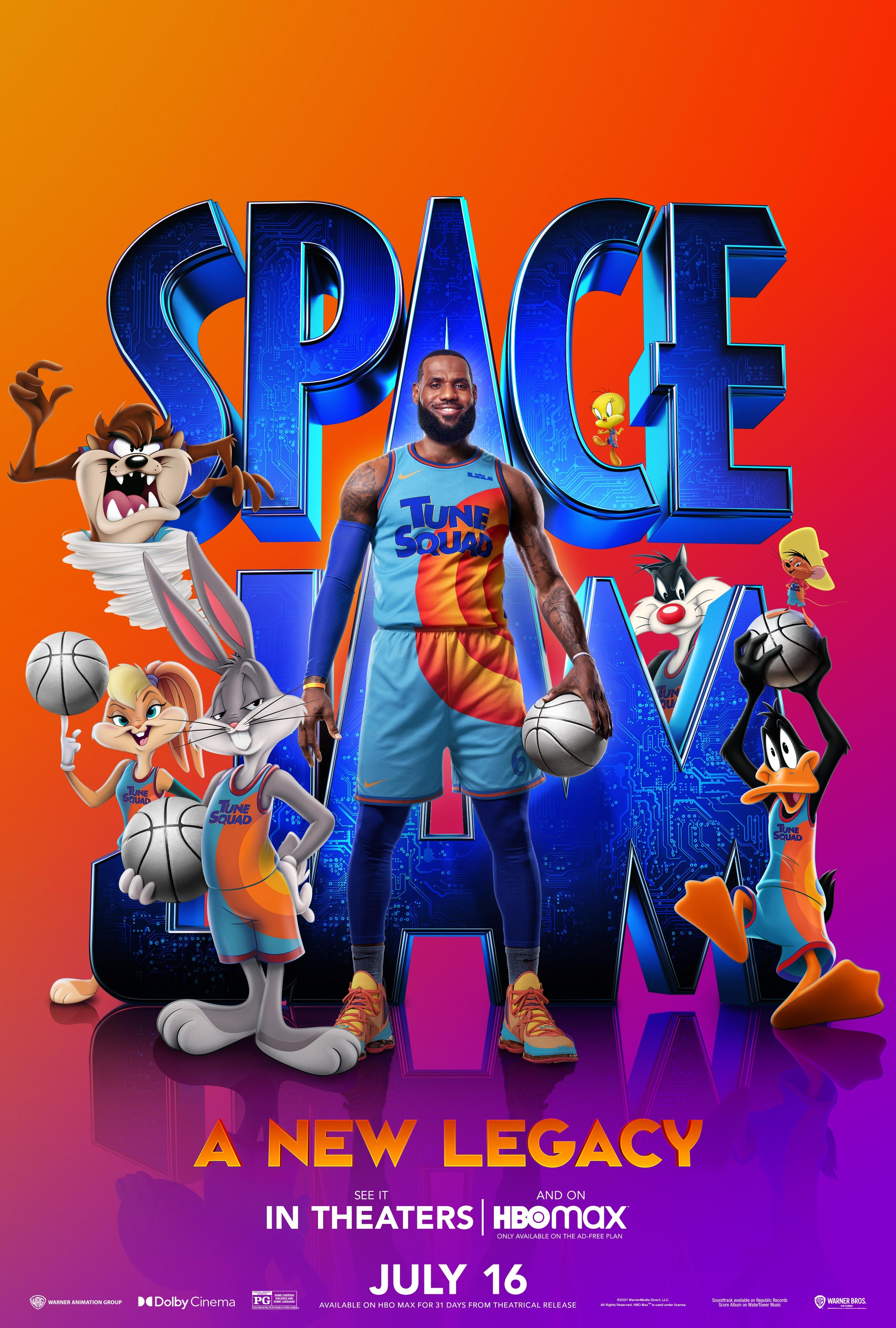 Space Jam: A New Legacy (2021) - Rotten Tomatoes