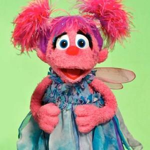 Abby Cadabby is voiced by Leslie Carrara-Rudolph