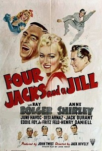 Four Jacks and a Jill