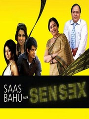 Saas bahu aur Sensex