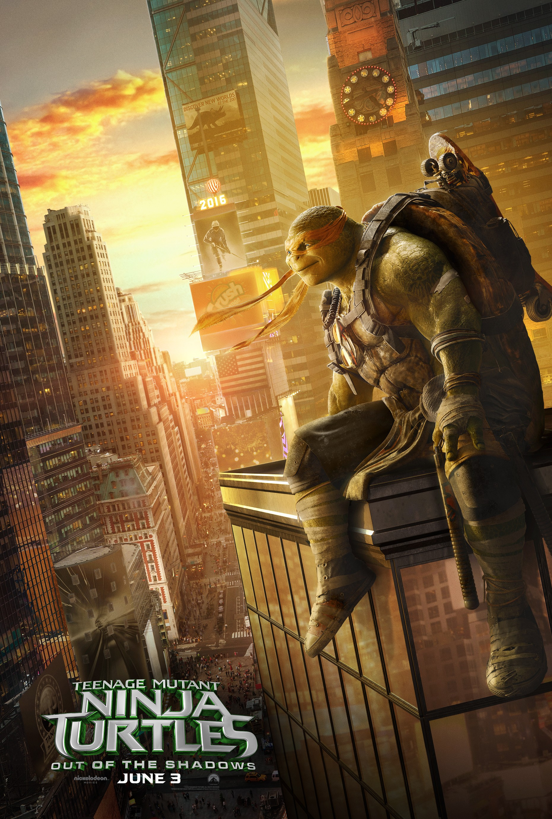 Teenage Mutant Ninja Turtles Out Of The Shadows 2016 Rotten Tomatoes