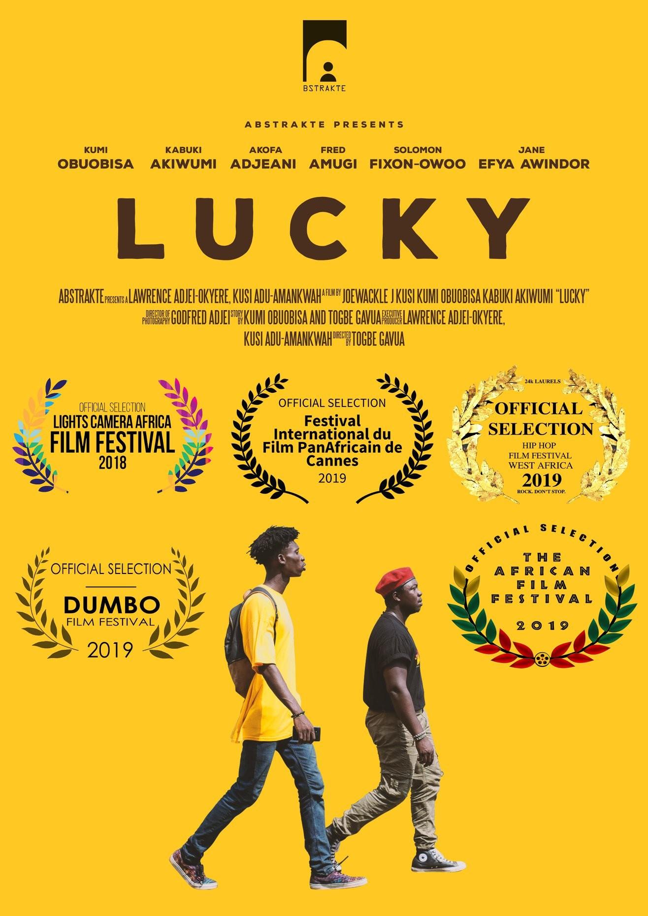 Lucky (2021) - Rotten Tomatoes