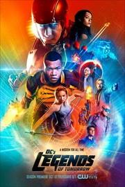 DC's Legends of Tomorrow: Season 2