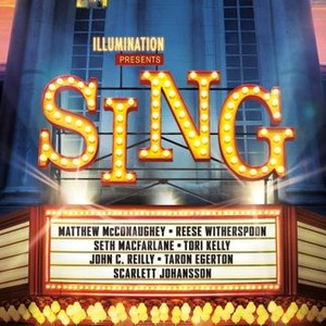 Sing (2016) - Rotten Tomatoes