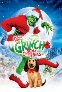 Dr Seuss How The Grinch Stole Christmas 2000 Rotten Tomatoes