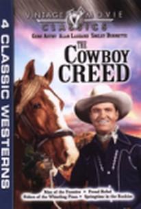 The Cowboy Creed