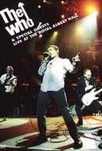Who & Special Guests, The - Live at the Royal Albert Hall