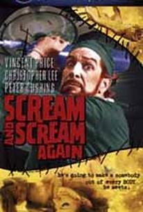 Scream and Scream Again (Screamer)