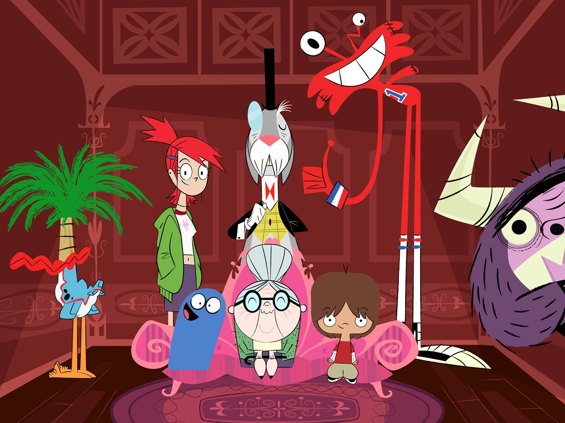 Foster S Home For Imaginary Friends Rotten Tomatoes