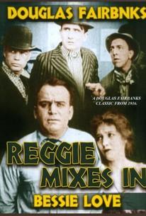 Reggie Mixes In