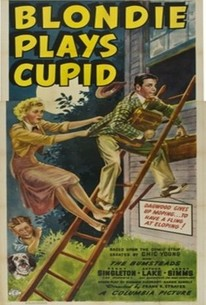 Blondie Plays Cupid