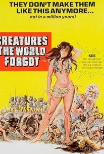 Creatures the World Forgot