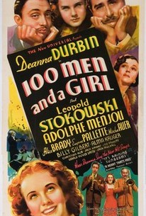 100 Men and a Girl (1937) - Rotten Tomatoes
