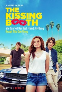 The Kissing Booth (2018) - Rotten Tomatoes