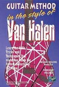 Guitar Method in the Style of Van Halen