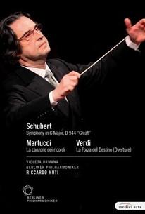 Riccardo Muti Conducts Schubert, Verdi & Martucci