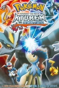 Amazon. Com: pokémon the movie: kyurem vs. The sword of justice.