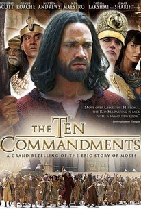 when was the ten commandments movie made