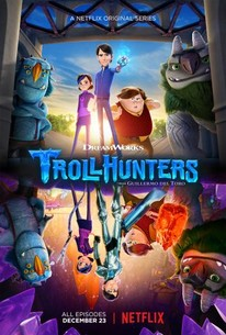 Trollhunters: Part 1 - Rotten Tomatoes
