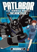 Patlabor: The Mobile Police - The New Files Vol. 1
