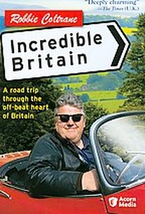 Robbie Coltrane's Incredible Britain
