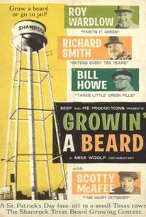 Growin' a Beard