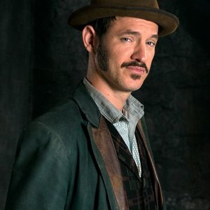 Adam Rothenberg as Captain Homer Jackson