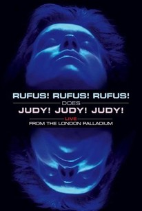 Rufus Wainwright: Rufus! Rufus! Rufus! Does Judy! Judy! Judy!: Live