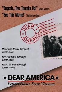 Dear America Letters Home From Vietnam 1987 Rotten
