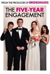 the five year engagement 2012 rotten tomatoes