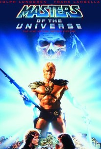 Masters Of The Universe 1987 Rotten Tomatoes
