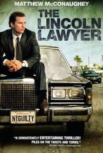 Poster for The Lincoln Lawyer (2011)