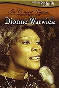 In Concert Classics featuring Dionne Warwick