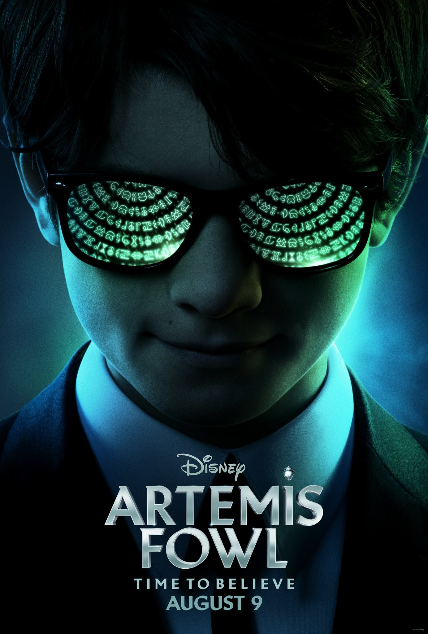 Artemis Fowl 2020 Rotten Tomatoes