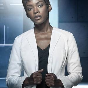 Caroline Chikezie as Major Nichole Sykes
