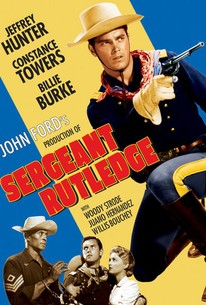 Poster for Sergeant Rutledge (1960)