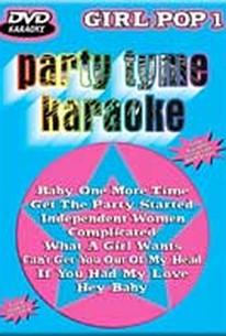Party Tyme Karaoke - Girl Pop 1