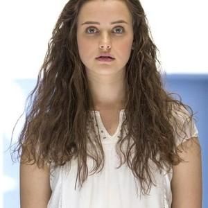 Katherine Langford as Hannah Baker