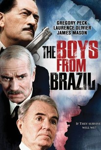 The Boys from Brazil (1978) - Rotten Tomatoes