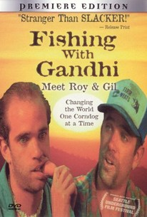 Fishing With Gandhi