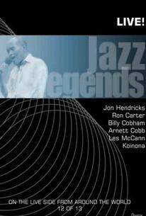 Jazz Legends Live! 12