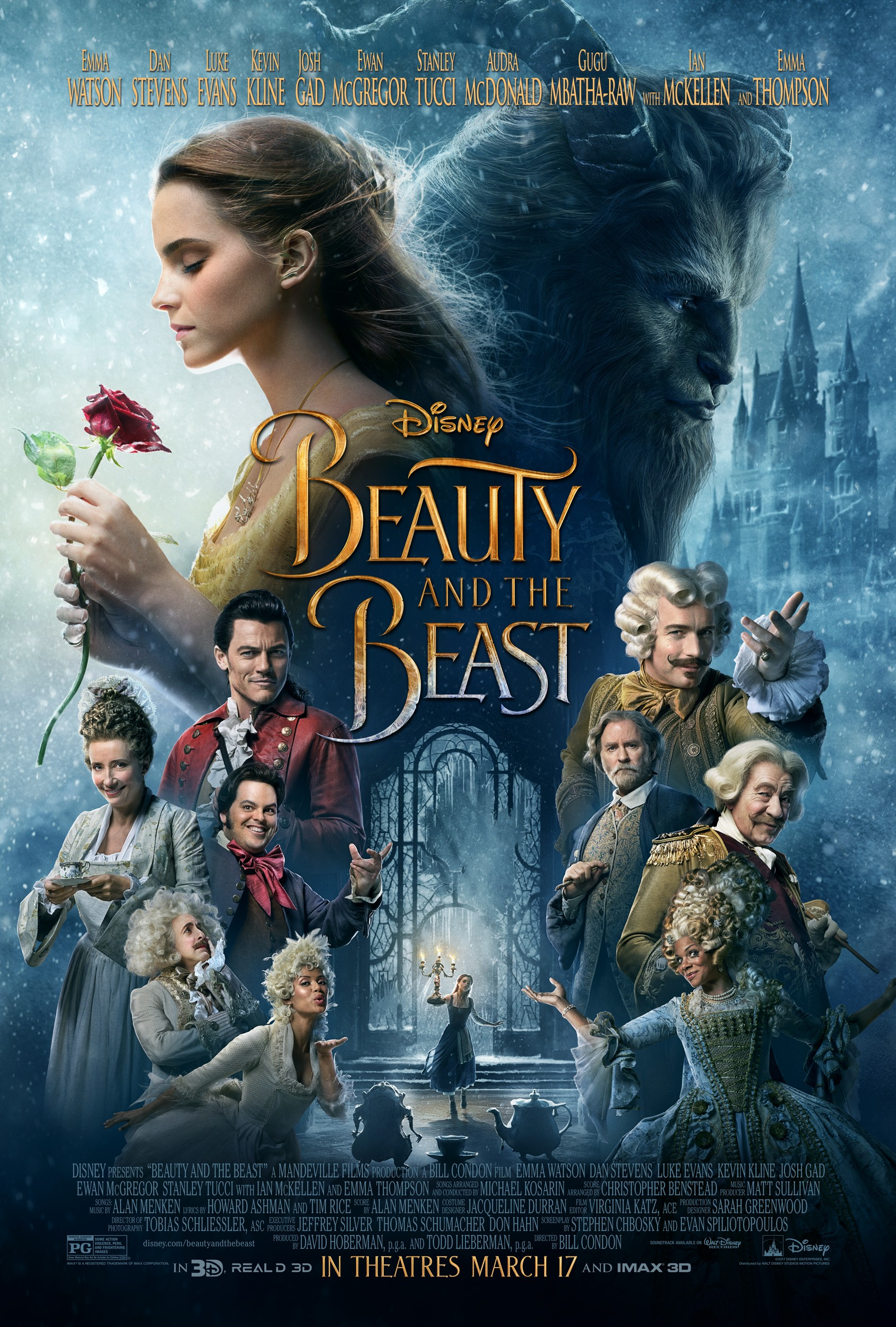 Beauty And The Beast 2017 Rotten Tomatoes