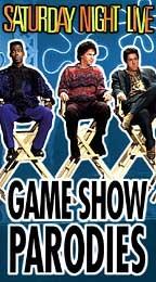 Saturday Night Live - Game Show Parodies