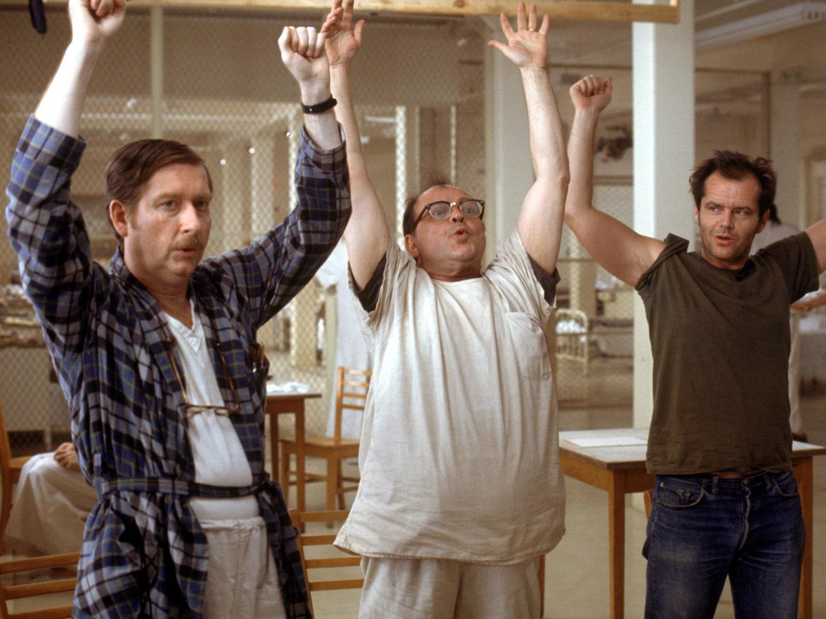 one flew over the cuckoo s nest rotten tomatoes