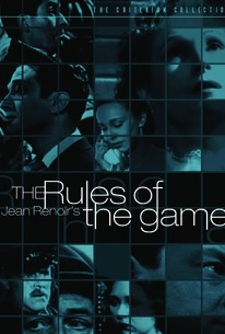 The Rules of the Game (La règle du jeu)