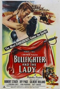 The Bullfighter and the Lady