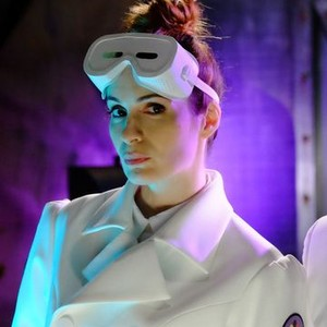 Felicia Day as Kinga Forrester