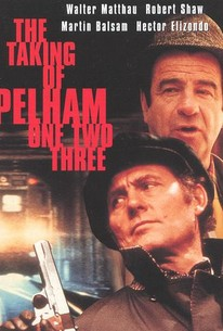 the taking of pelham one two three 1974 rotten tomatoes