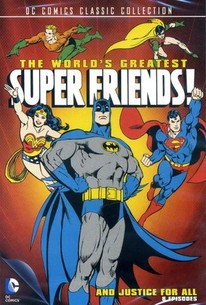 Super Friends - Season 1, Episode 2 - Rotten Tomatoes