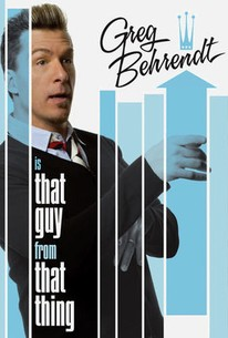 Greg Behrendt: Is That Guy from That Thing